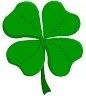 four leaf clover right